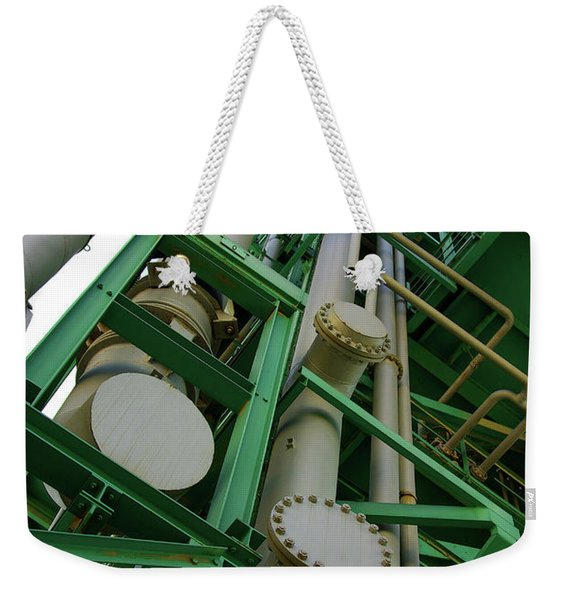 Refinery Detail Weekender Tote Bag