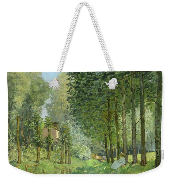 Rest Along The Stream Weekender Tote Bag