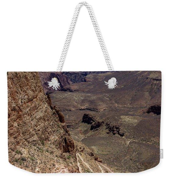 South Kaibab Trail Weekender Tote Bag