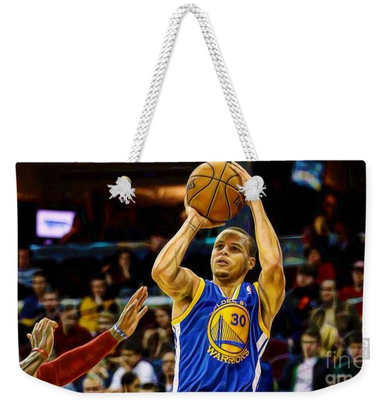Steph Curry Collection Weekender Tote Bag