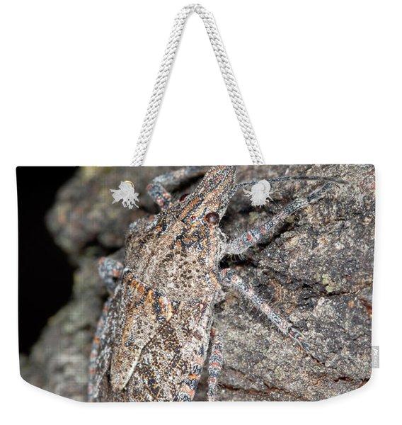 Stink Bug Weekender Tote Bag