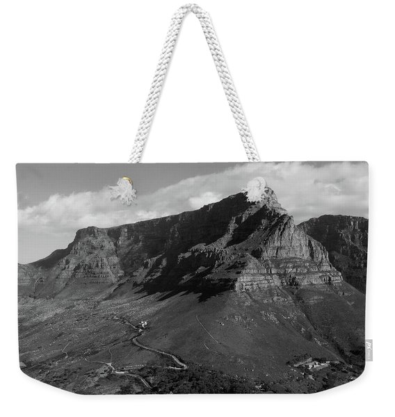 Table Mountain - Cape Town Weekender Tote Bag