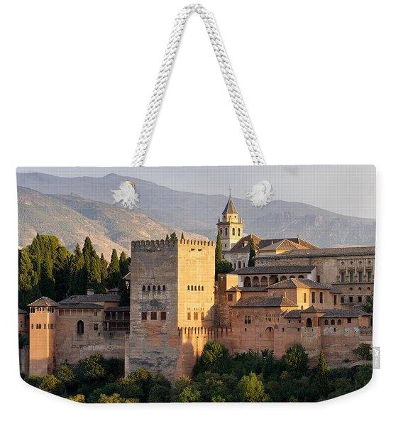 The Alhambra Weekender Tote Bag