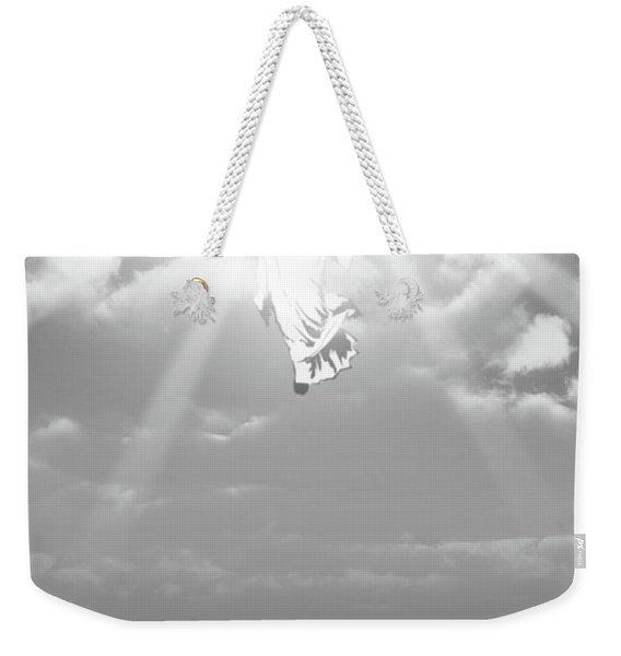 The Ascension And Resurrection Weekender Tote Bag