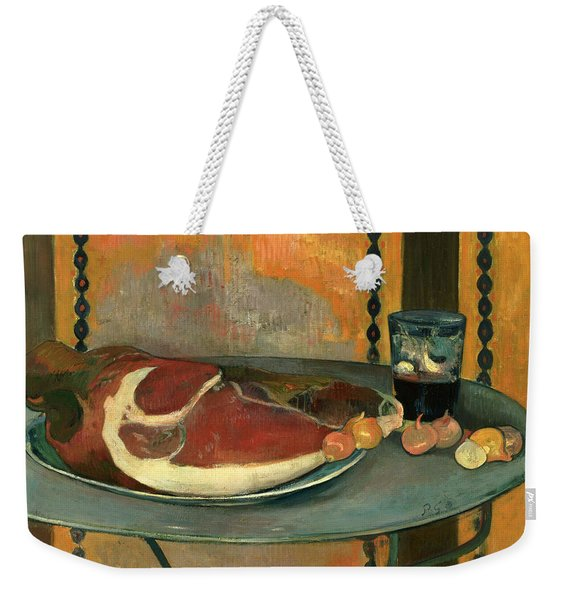 The Ham Weekender Tote Bag
