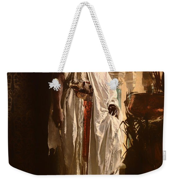 The Moorish Chief Weekender Tote Bag