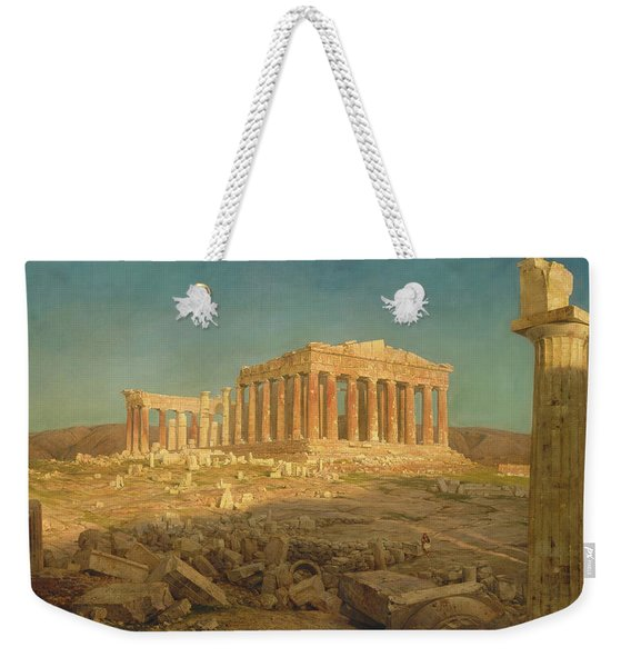 The Parthenon Weekender Tote Bag