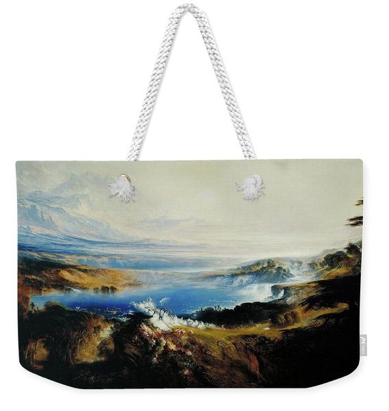 The Plains Of Heaven Weekender Tote Bag