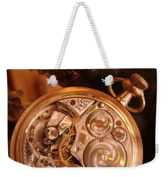 Time... Weekender Tote Bag
