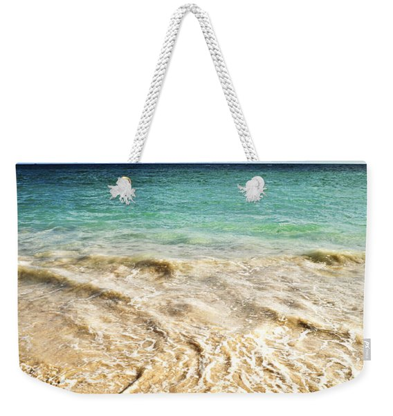 Tropical Beach  Weekender Tote Bag