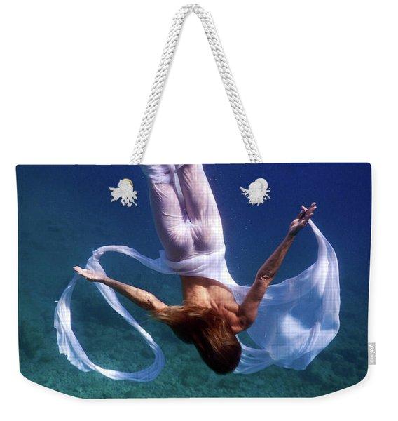 Underwater Weekender Tote Bag
