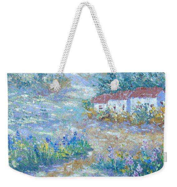 Village De Provence Weekender Tote Bag
