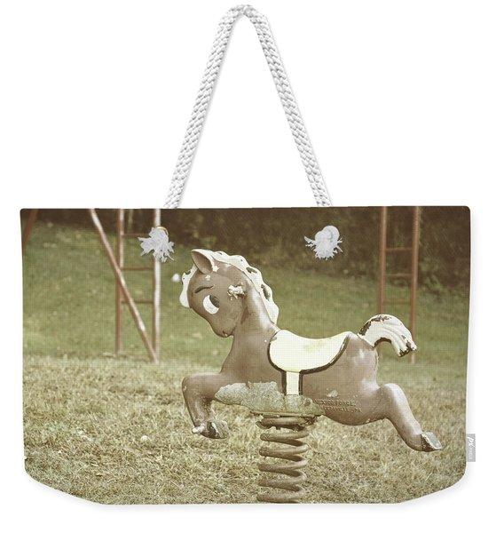 Whimsical Weekender Tote Bag