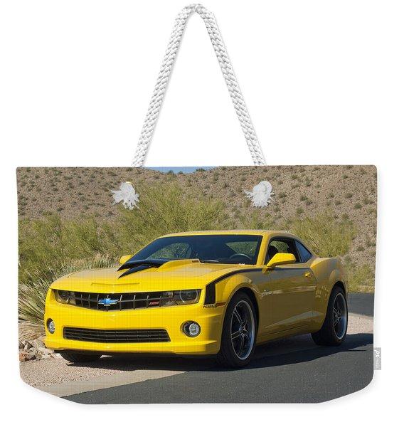 2010 Nickey Camaro Weekender Tote Bag