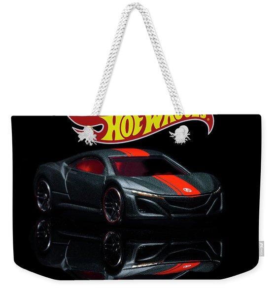 2012 Acura Nsx-2 Weekender Tote Bag