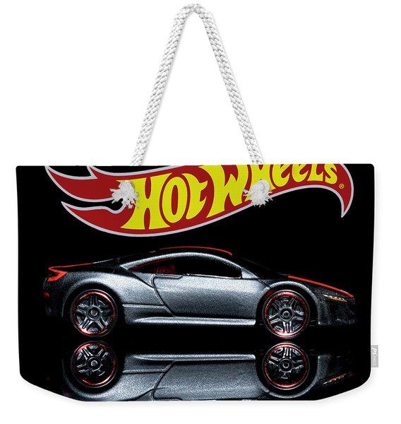 2012 Acura Nsx Weekender Tote Bag
