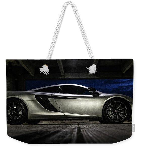 2012 Mclaren Mp4-12c Weekender Tote Bag
