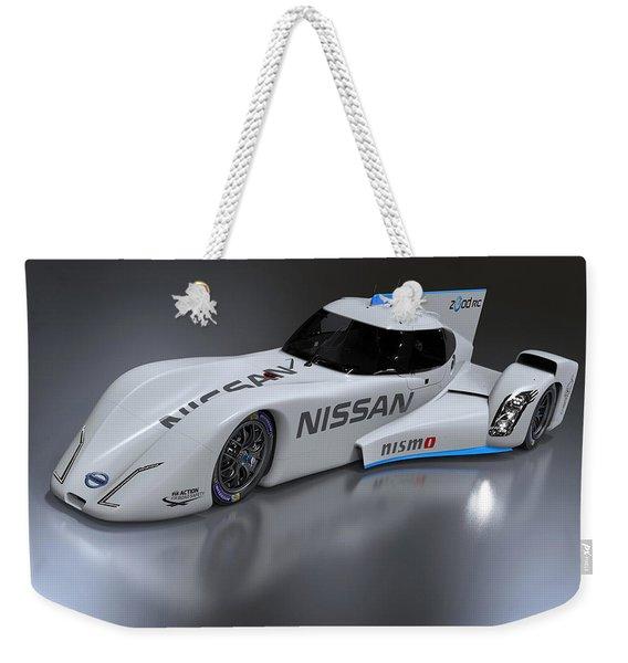 2014 Nissan Zeod Rc 3 Weekender Tote Bag