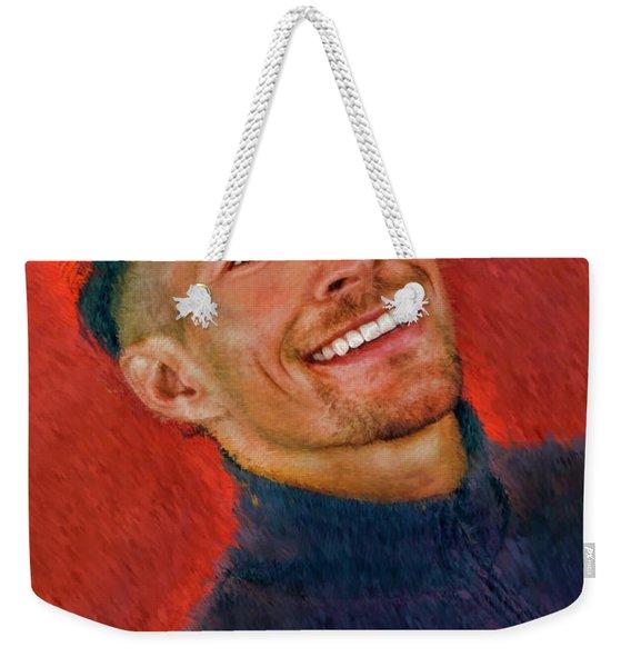 2016 Nicky Hayden Weekender Tote Bag