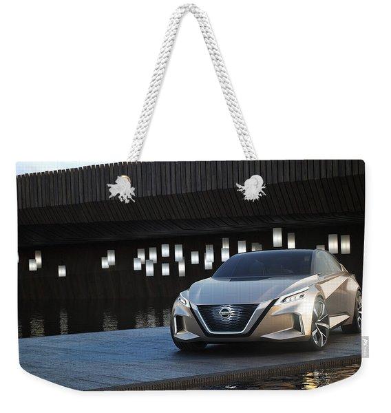 2017 Nissan Vmotion 20 Weekender Tote Bag