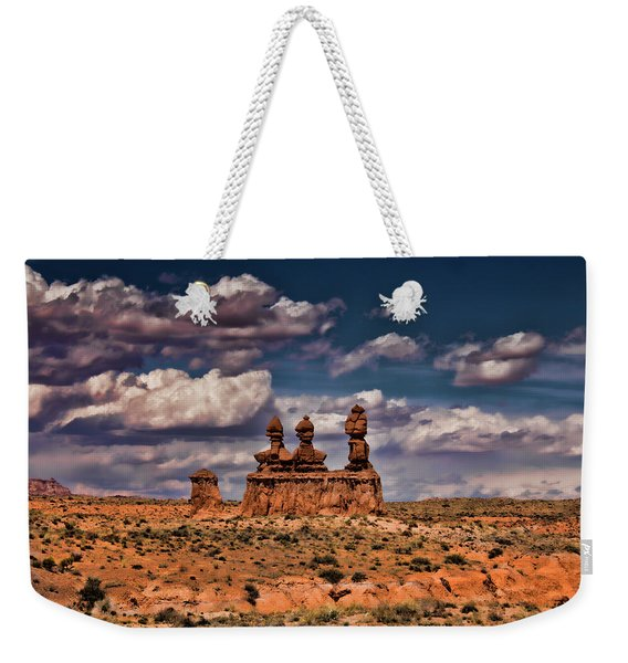 Goblin Valley Weekender Tote Bag