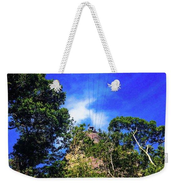 Rio De Janeiro Weekender Tote Bag