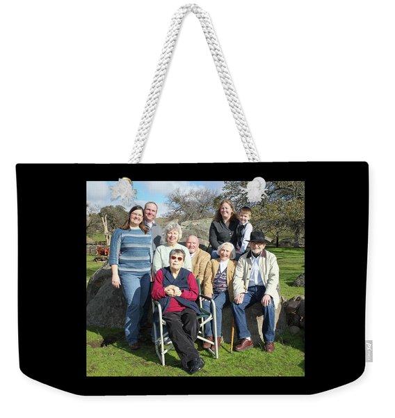 23 Weekender Tote Bag