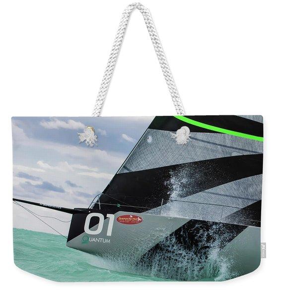 Watercolors Weekender Tote Bag