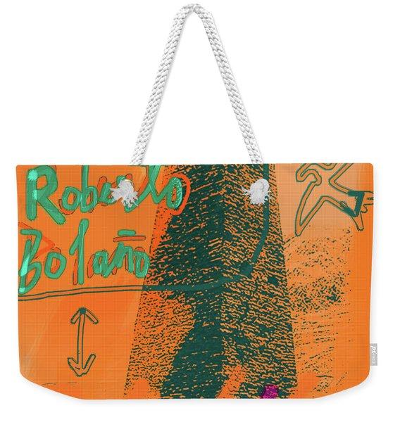 2666 Roberto Bolano  Poster  Weekender Tote Bag