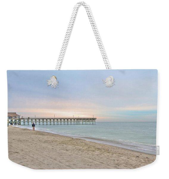 2nd Avenue Pier Weekender Tote Bag