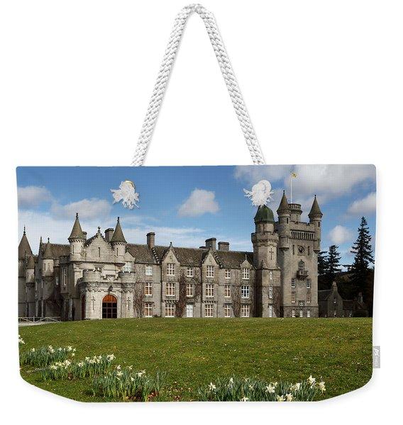 Balmoral Castle Weekender Tote Bag