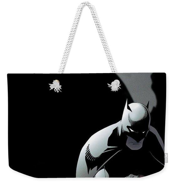 Batman Weekender Tote Bag