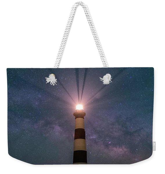 Bodie Lighthouse Weekender Tote Bag