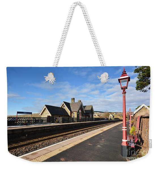 Dent Railway Station Weekender Tote Bag