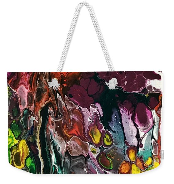 Detail Of Auto Body Paint Technician 4 Weekender Tote Bag