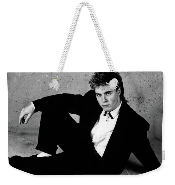 Gary Barlow - 30th Anniversary Photographs Weekender Tote Bag