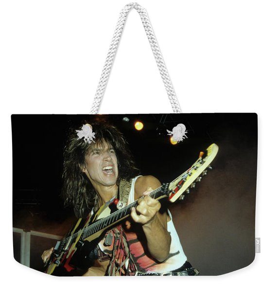 George Lynch Weekender Tote Bag