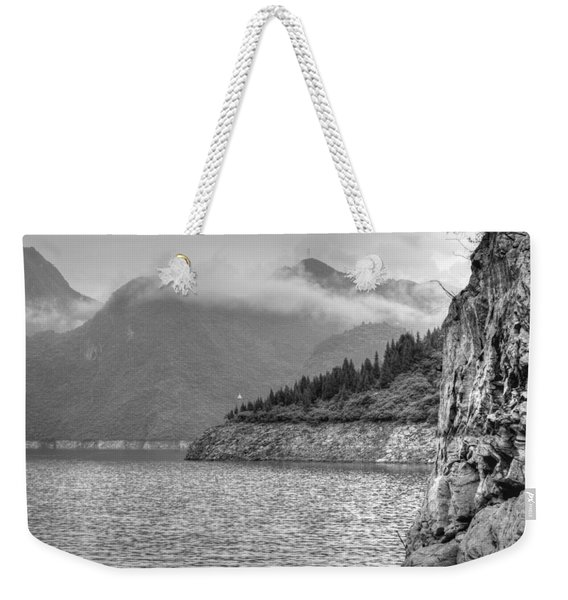 3 Gorges China  Weekender Tote Bag