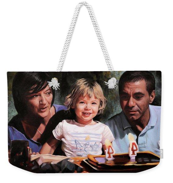 3 Weekender Tote Bag