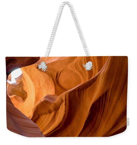 Lower Antelope Canyon Navajo Tribal Park #4 Weekender Tote Bag