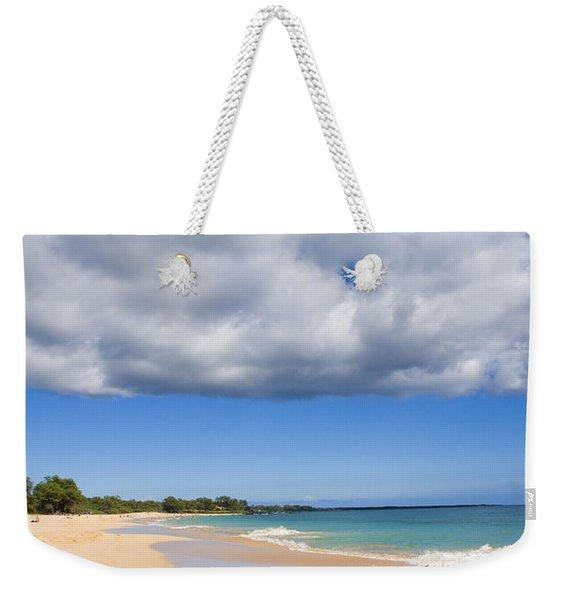 Makena Beach Weekender Tote Bag