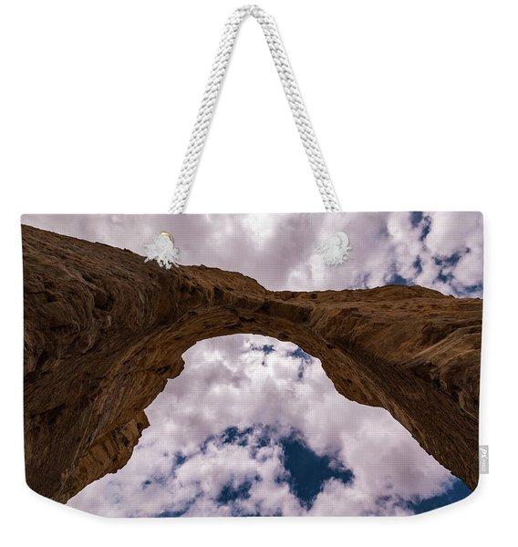 Monument Rocks Weekender Tote Bag