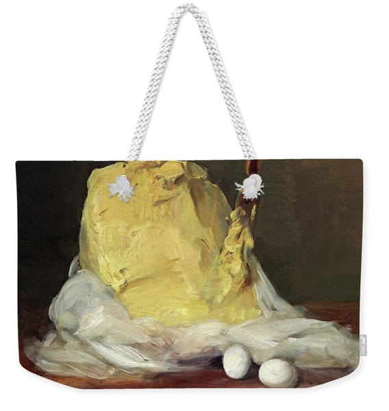 Mound Of Butter Weekender Tote Bag