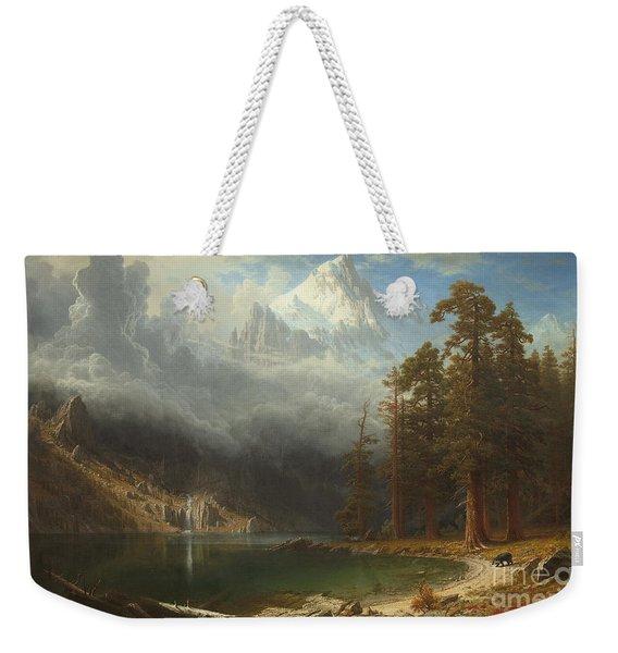 Mount Corcoran Weekender Tote Bag