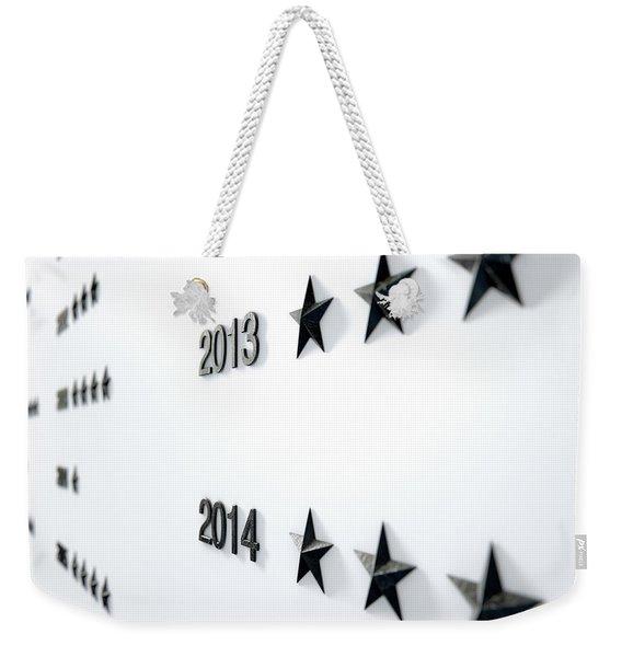 Nameless Honors Board Weekender Tote Bag