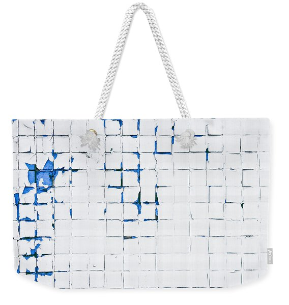 Old Tiles Weekender Tote Bag