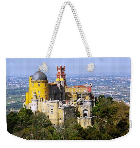 Pena Palace Weekender Tote Bag