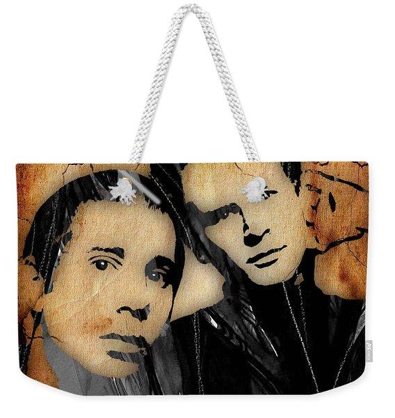 Simon And Garfunkel Collection Weekender Tote Bag