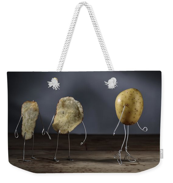Simple Things - Potatoes Weekender Tote Bag