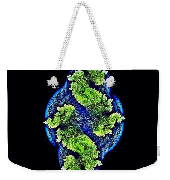 Tautological Fractals Weekender Tote Bag
